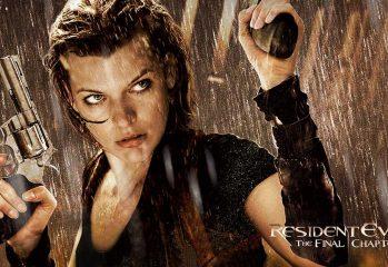 Resident Evil 6 película