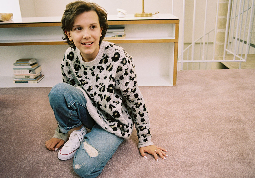 Millie Bobby Brown actriz
