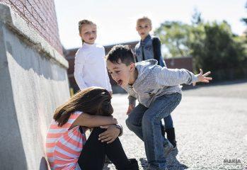 bullying a niños