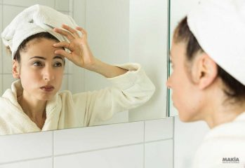 cambios en la piel del rostro