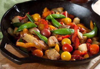 dieta a base de vegetales