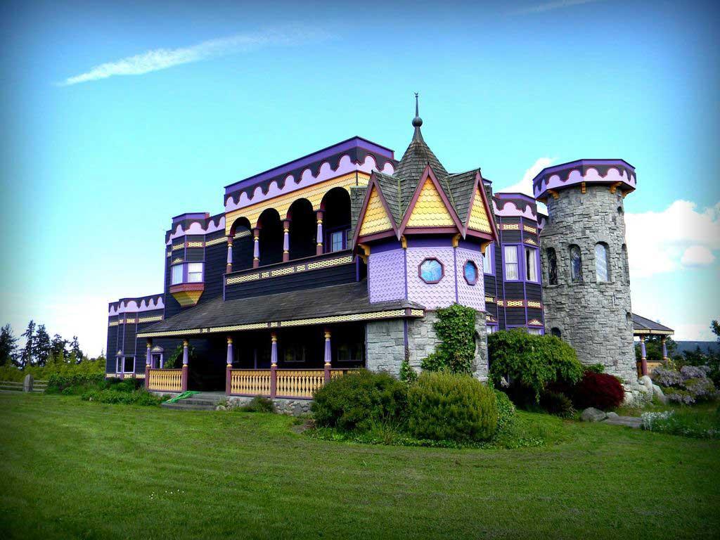 castillos para alquilar