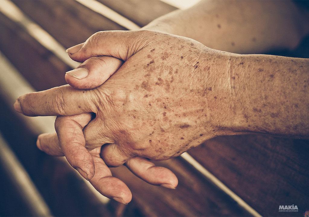cuidados de las manos