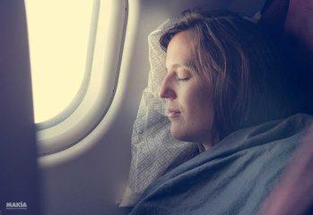 hace frío en los aviones