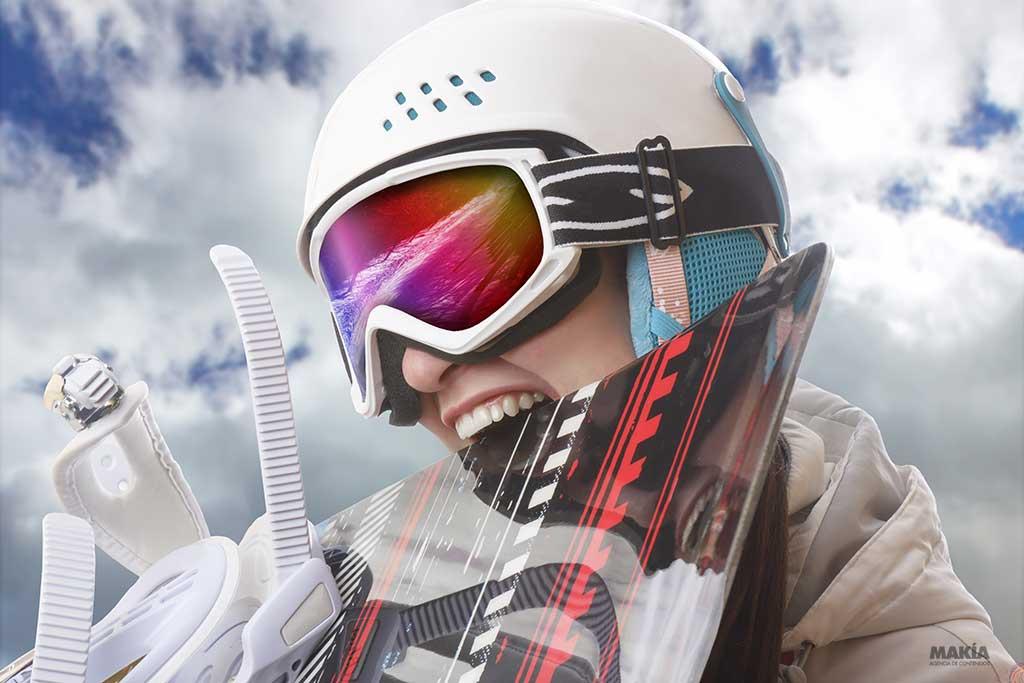 viajes para esquiar y hacer snowboard