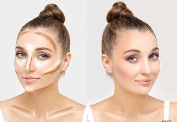 maquillaje contour paso a paso