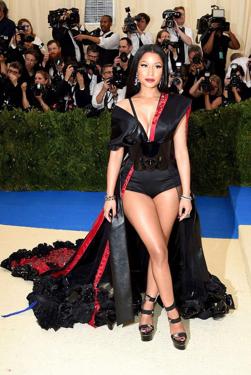 mejores vestidos met gala 2017