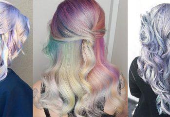 cabello holográfico