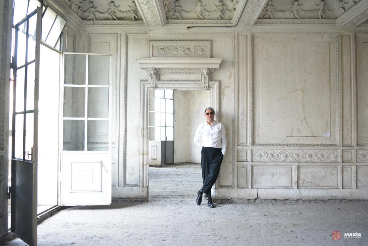 Fabrizio Célleri diseñador