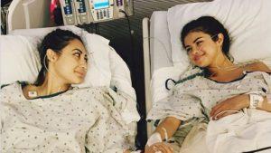 trasplante de riñón de Selena Gómez