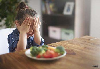 cómo hacer que los niños coman