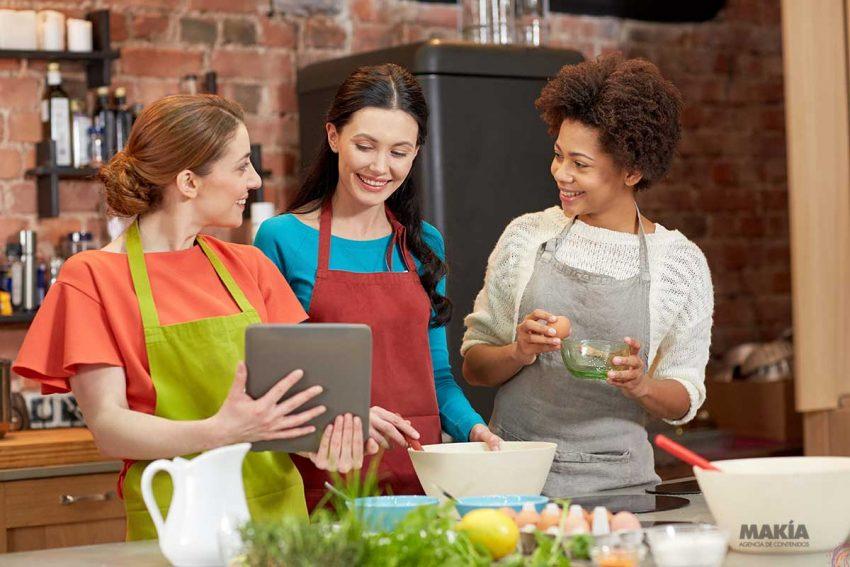 Las 5 mejores p ginas para aprender a cocinar como un for Aprender a cocinar