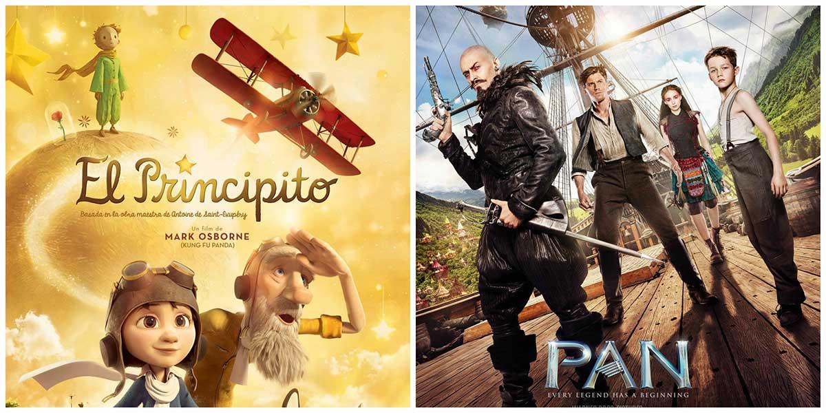 El Principito Y Pan Dos Películas Para Niños Que Los Adultos Deben Ver Makía