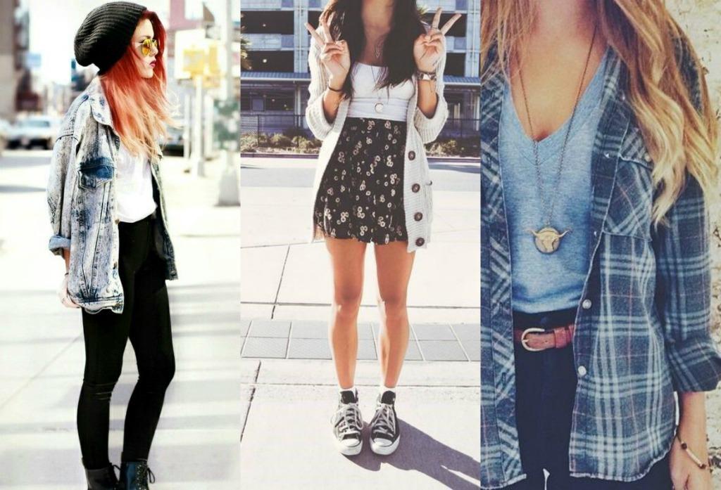 ea9caf853a9 Estos son los outfits que debes usar si eres (o te crees) adolescente -  Makía
