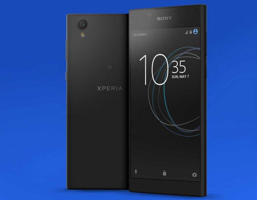 El mejor diseño y rendimiento celular se encuentran en el Sony Xperia L1 -  Makía 133672cc44ad3