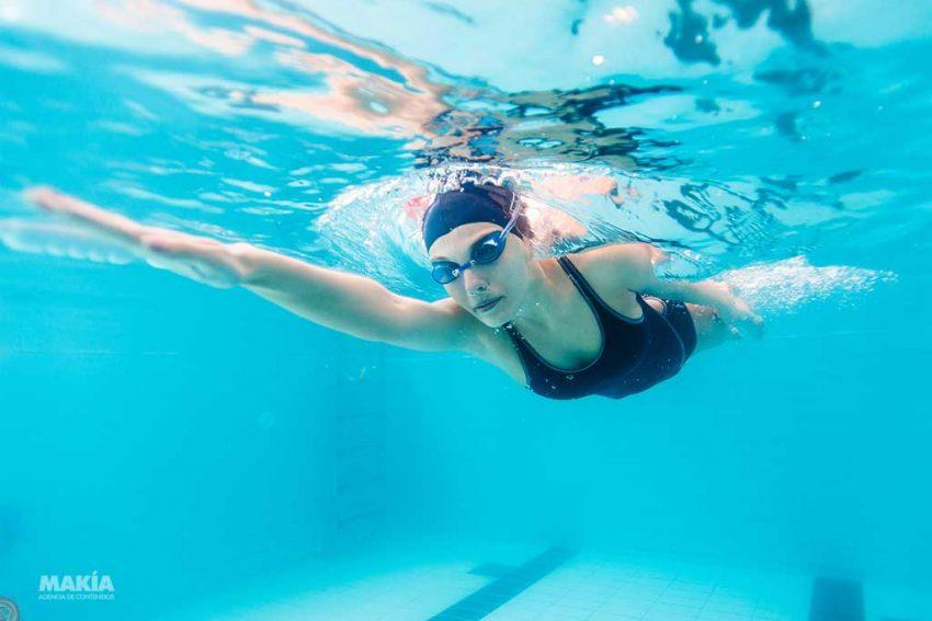 161 Ejerc 237 Tate Nadando Estar Saludable Puede Ser Divertido Mak 237 A