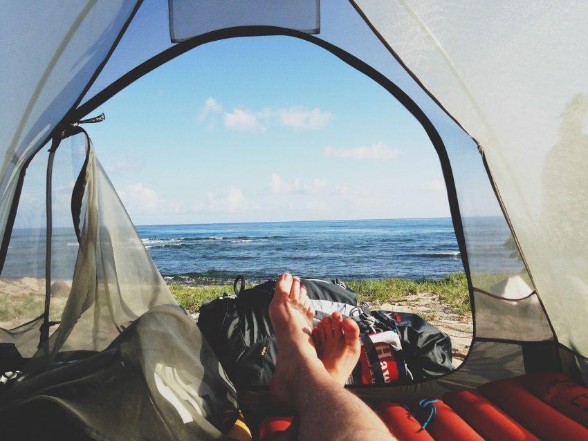 Resultado de imagen para acampar
