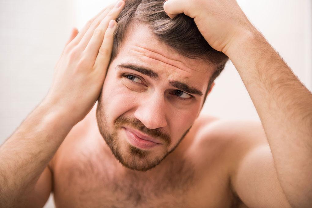 Claro que los hombres tienen trastornos hormonales.  ¡Mira los más ...