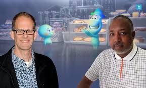 Kemp Powers y Pete Docter codirectores la nueva película de Disney Pixar.